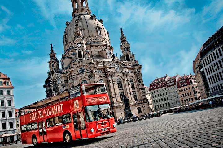 Dresden erleben / Öffentliche Angebote