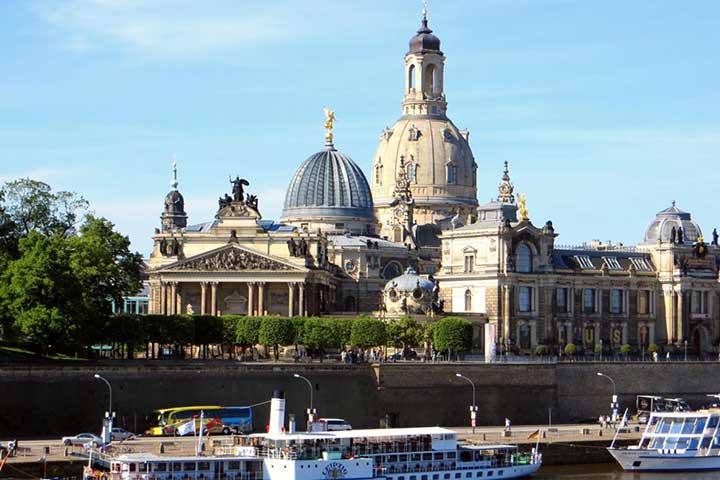 Opern- & Konzertreisen Augustustours - Dresden für Musikbegeisterte