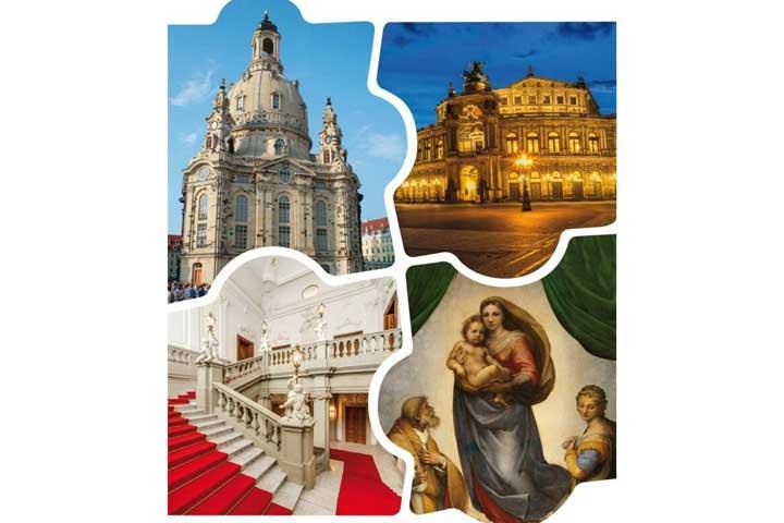 Stadt- und Museumsführungen Glanzlichter Dresden