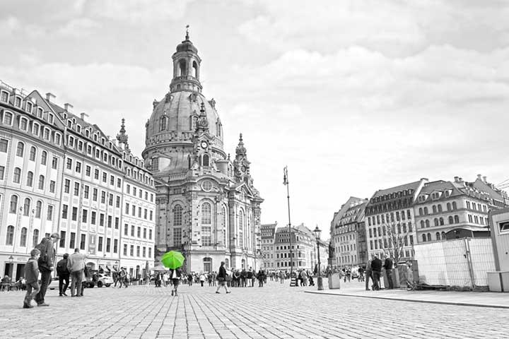 Dresden Walks - Historische Altstadt & Frauenkirche
