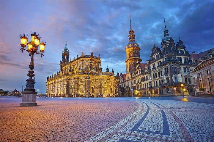 Dresden-Tourist - Dresdner Kulturangebote