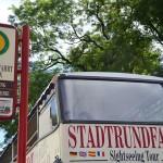 Dresden Kurzreise Compact Tours - Stadtrundfahrt Dresden | (c) Dresdner Stadtrundfahrt - Die Roten Doppeldecker GmbH