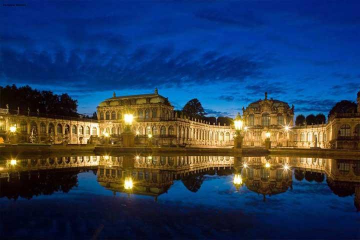 Städtereise Reisebüro Anne Schwarz Dresden KULtour - Zwinger
