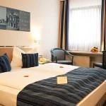 Novalis Hotel Dresden Doppelzimmer - Dresden erleben | (c) Novalis Hotel Dresden