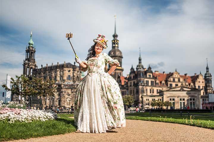 Dresden-Tourist - Angebote für Gruppenreisen