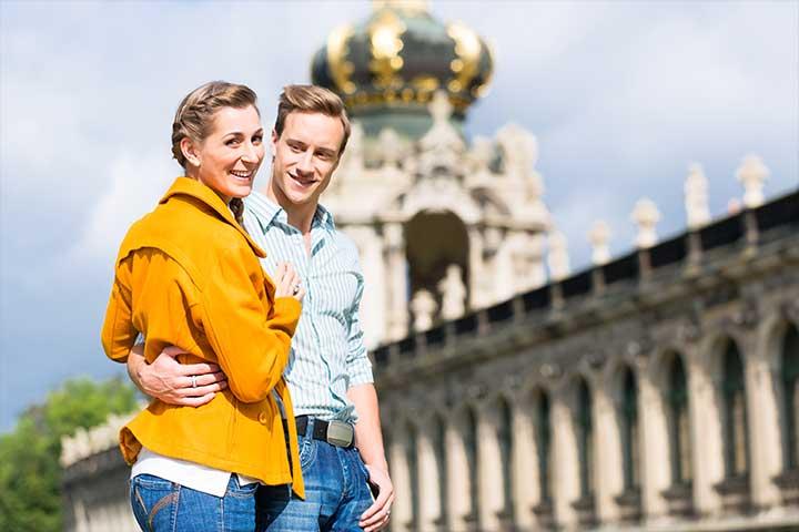 Dresden-Tourist - Angebote für öffentliche Rundgänge