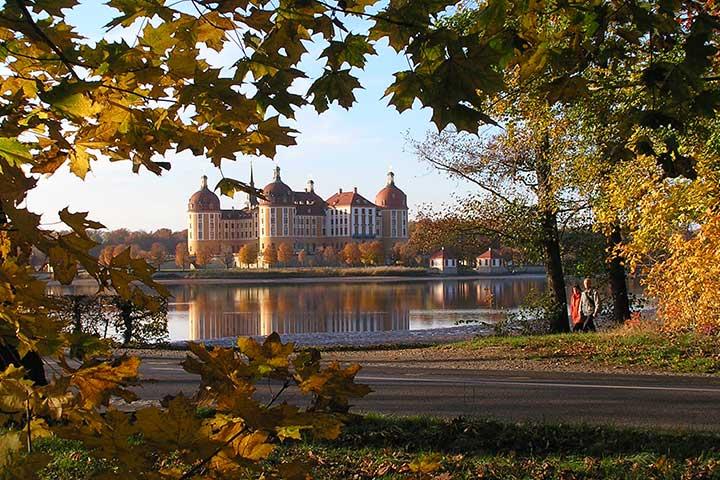 Gruppenreisen Sachsentraeume - Ausflug nach Moritzburg