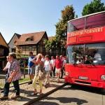 Gruppenreisen Sachsentraeume - Ausflug nach Moritzburg | (c) Dresdner Stadtrundfahrt – Die Roten Doppeldecker GmbH