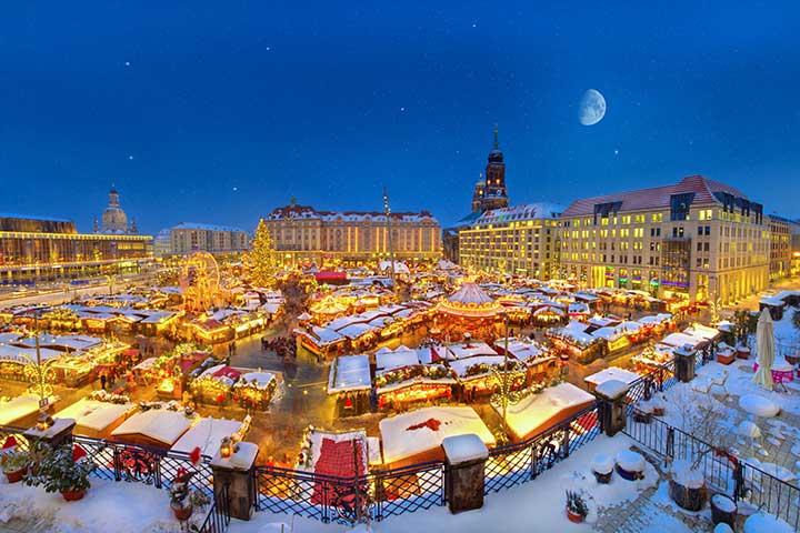 Dresden-Tourist - Weihnachtsangebote 2017