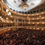 Semperoper Dresden | Zuschauerraum | Theater, Oper & Konzerte | (c) Klaus Gigga