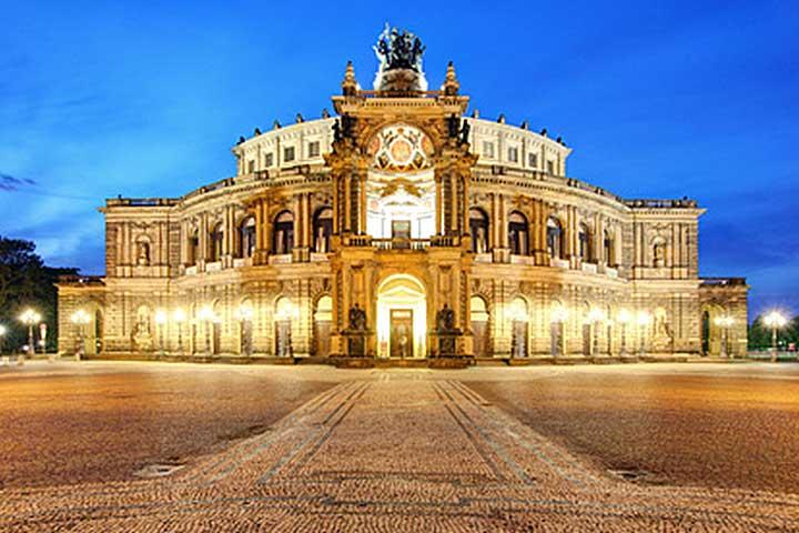 Exklusive Dresden Reise mit Tickets für die Semperoper