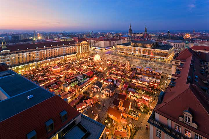 Striezelmarkt Dresden 2017 » Weihnachtsmarkt Altmarkt
